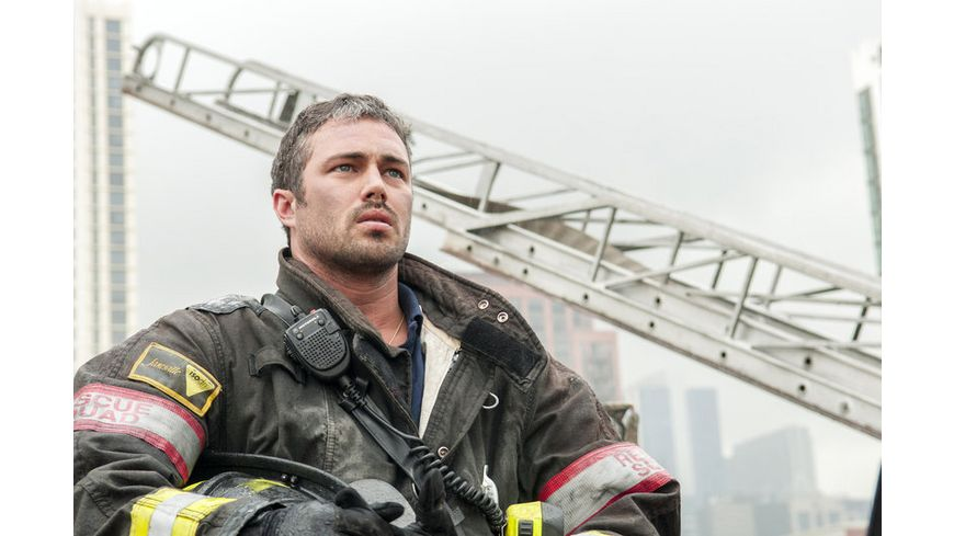 Chicago Fire Staffel 1 6 DVDs