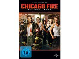 Chicago Fire Staffel 1 6 DVDs
