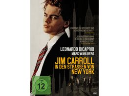 Jim Carroll In den Strassen von New York