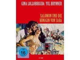 Salomon und die Koenigin von Saba Mediabook Cover B DVD