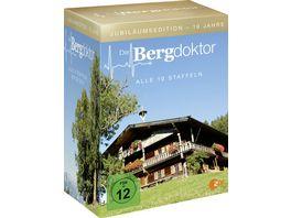 10 Jahre Der Bergdoktor Jubilaeumsedition 30 DVDs im Schuber
