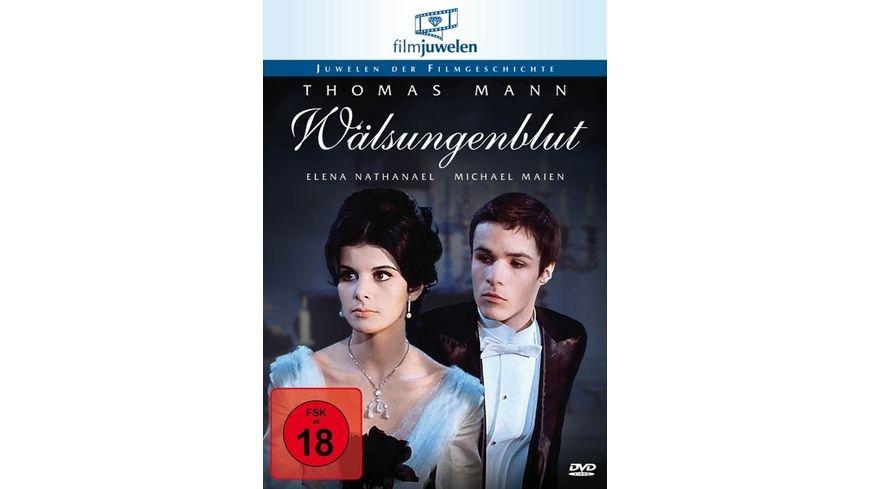 Thomas Mann Waelsungenblut Filmjuwelen
