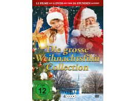 Die grosse Weihnachtsfilm Collection 4 DVDs