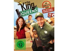 The King of Queens Die komplette Serie King Box 18 BRs