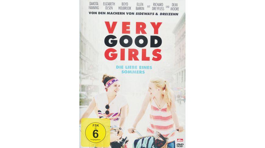 Very Good Girls Die Liebe eines Sommers