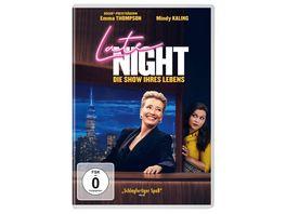 Late Night Die Show ihres Lebens