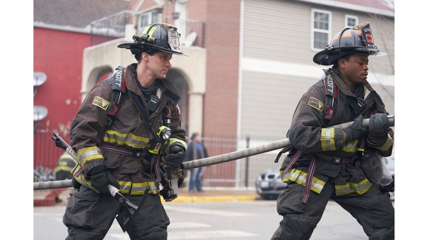 Chicago Fire Staffel 7 6 DVDs