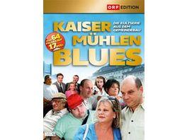 Kaisermuehlenblues Die komplette Serie 17 DVDs