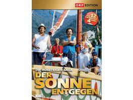 Der Sonne entgegen Die komplette Serie Neuauflage 4 DVDs