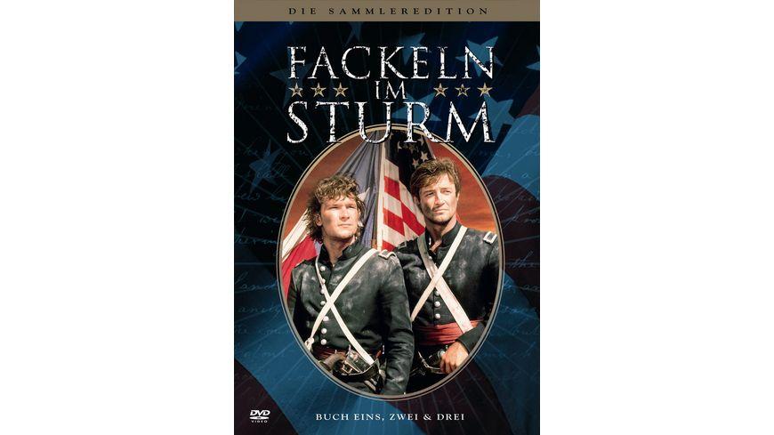 Fackeln im Sturm Sammleredition 8 DVDs
