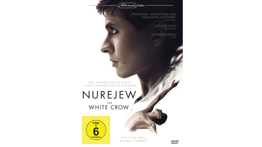 Nurejew The White Crow