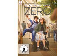 Shah Rukh Khan Zero Special Edition DVD limitiert