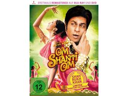 Om Shanti Om Shah Rukh Khan Signature Collection limitiert DVD