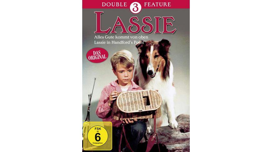 Lassie Double Feature 3 Alles Gute kommt von oben Lassie in Handford s Point
