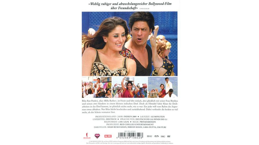 Billu Shah Rukh Khan Classics