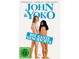 John Yoko Die ganze Geschichte