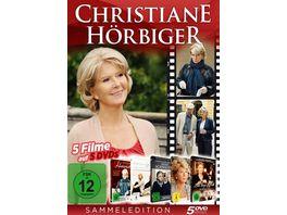 Christiane Hoerbiger Sammeledition 5 DVDs