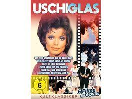 Uschi Glas Kultklassiker 6 DVDs