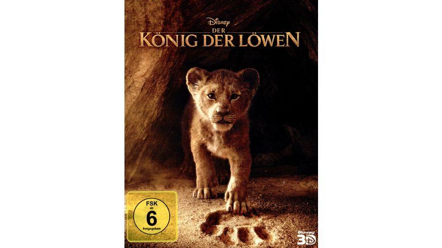 Der Koenig der Loewen Limited Edition Blu ray 2D
