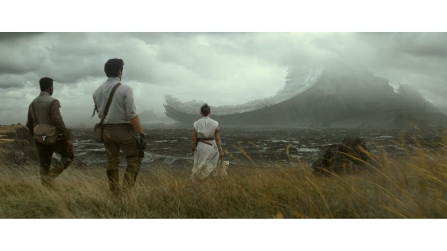 Star Wars Der Aufstieg Skywalkers Steelbook Blu ray 2D Bonus Blu ray