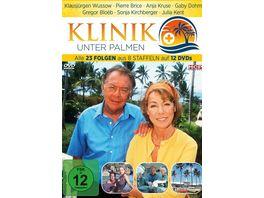 Klinik unter Palmen Staffel 1 8 12 DVDs