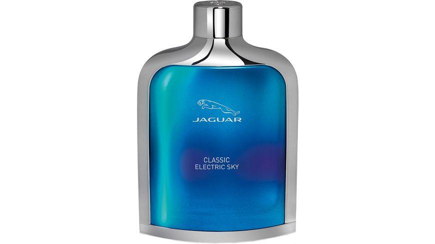 JAGUAR Classic Electric Sky Eau de Toilette Natural Spray