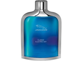 JAGUAR Classic Electric Sky Eau de Toilette Natural Spray