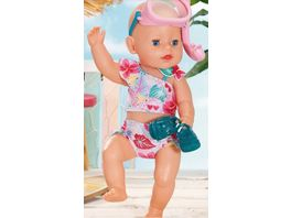 Zapf Creation BABY born Holiday Deluxe Bikini Set 43cm