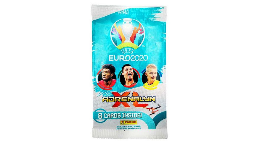 Panini EURO 2020 Adrenalyn XL Trading Cards Booster Pack