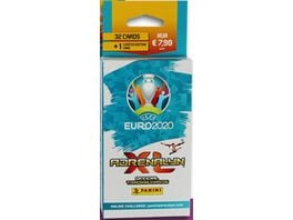 Panini EURO 2020 Adrenalyn XL Trading Cards Blister