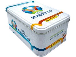 Panini EURO 2020 Adrenalyn XL Trading Cards Tin Box