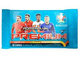 Panini EURO 2020 Adrenalyn XL Trading Cards Premium Pack