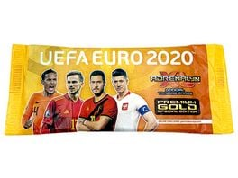 Panini EURO 2020 Adrenalyn XL Trading Cards Premium Gold Tuete