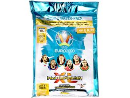 Panini EURO 2020 Adrenalyn XL Trading Cards Starter Set