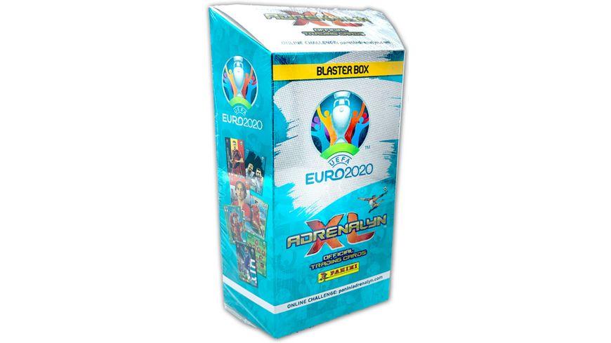 Panini EURO 2020 Adrenalyn XL Trading Cards - Blaster Box