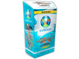 Panini EURO 2020 Adrenalyn XL Trading Cards Blaster Box