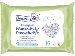 Beauty Baby Wundpflegetuecher