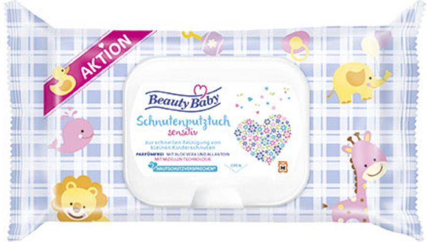 Beauty Baby Schnutenputztuch