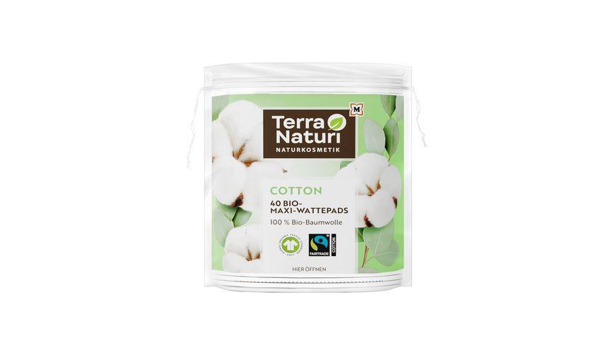 Terra Naturi Bio-Maxi-Wattepads