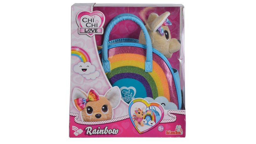 Simba Chi Chi Love Rainbow