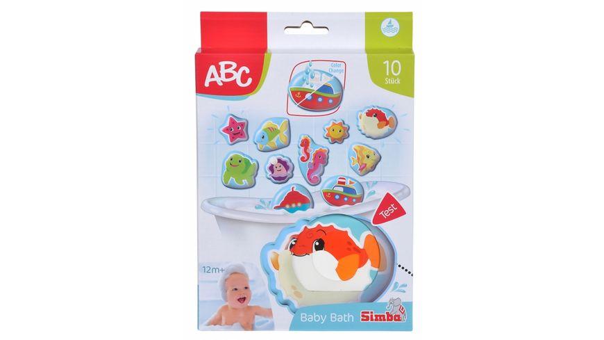 Simba ABC Magisches Badepuzzle