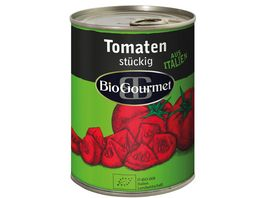 BioGourmet Tomaten stueckig