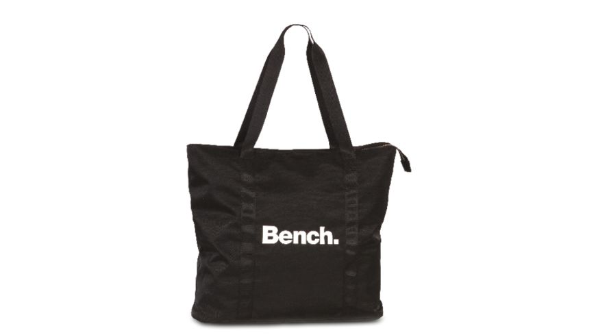 Bench City Shopper schwarz