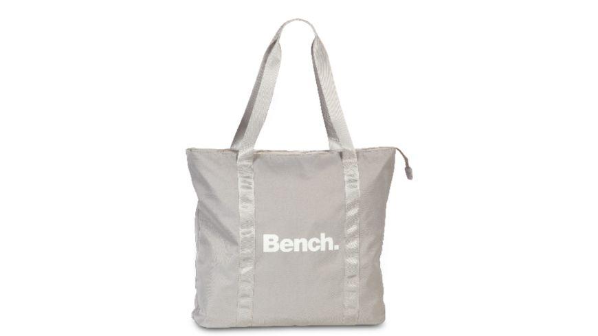 Bench City Shopper hellgrau