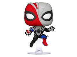 Funko POP Marvel Spider Man Venomized Spider Man