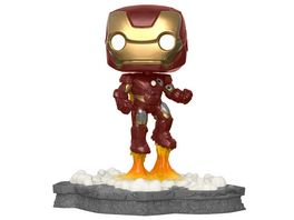 Funko POP Marvel Avengers Iron Man Deluxe