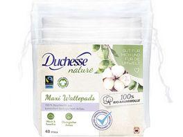Duchesse Nature Maxi Wattepads