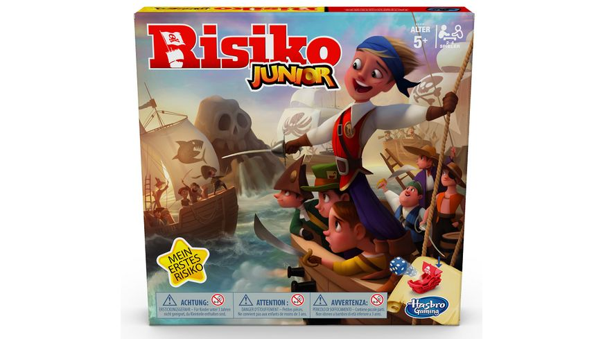 Hasbro Gaming Risiko Junior