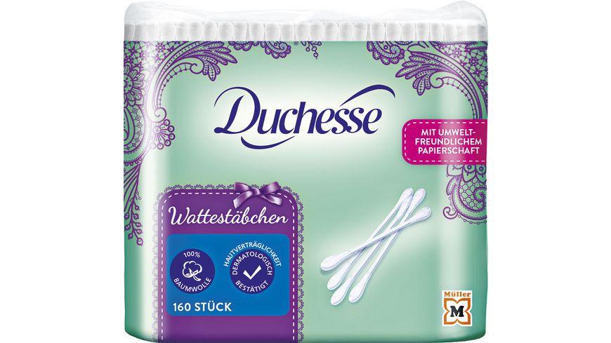 Duchesse Wattestäbchen
