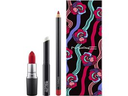 MAC Spring for Red Lip Kit